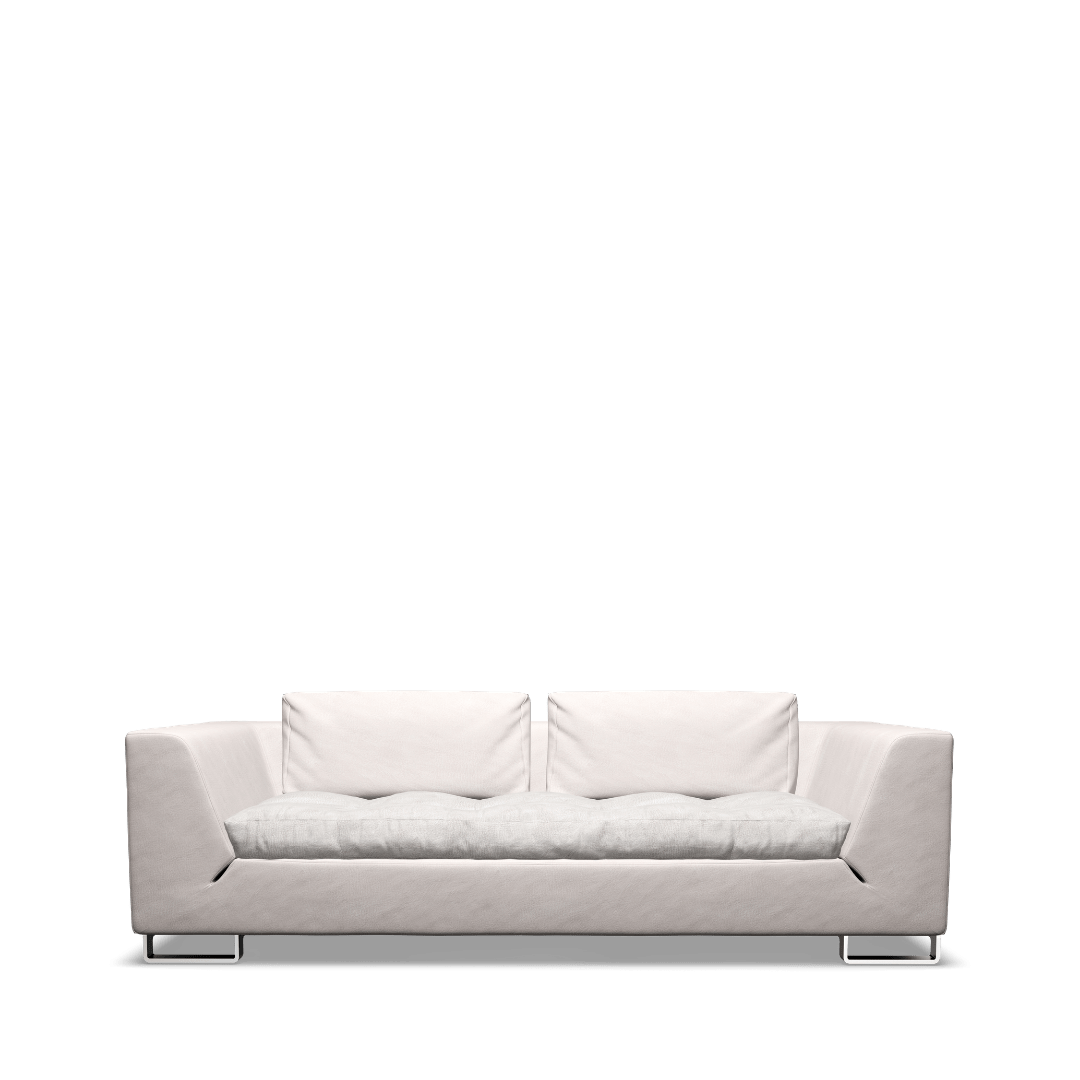 Magasinera en soffa